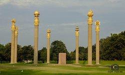 The Rajiv Gandhi Memorial