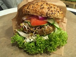 Excellent Vegan Burgers (PRICES INCLUDED)