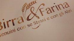 Birra & Farina