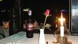 Special romantic place panorama mozzafiato