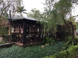 農舍庭園餐廳