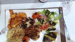 Restaurant Le Saphir