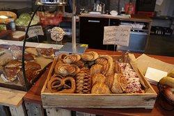 #Hashtag Coffee Shop - pastries
