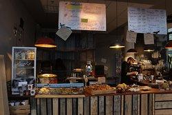 #Hashtag Coffee Shop