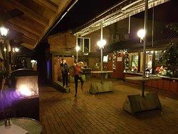 Bakgarden Restaurant og Kaffebrenneri