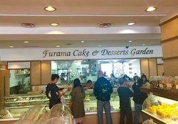 Furama Cake and Desserts Garden