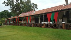 Remote old resort, huge but well maintained, good staff