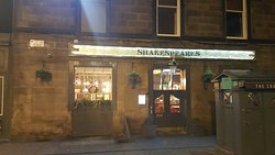 Shakespeare's Bar