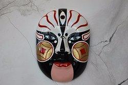 Ceramic Chinese Mask