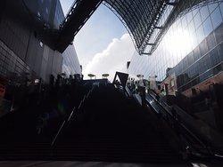 京都車站與太空廣場17