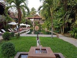 La Residence D'Angkor, Belmond hotel in Siem Reap, Cambodia