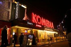 Komedia Brighton