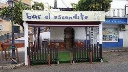 Bar El Escondite