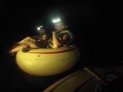 Let's Go Cave Tubing!