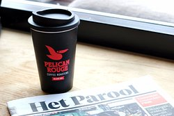 Pelican Rouge Coffee Amsterdam