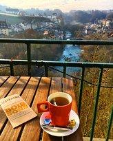 Cafe du Belvedere