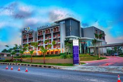 Soll Marina Hotel & Conference Center Bangka