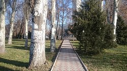 Park Im. I. Panfilova