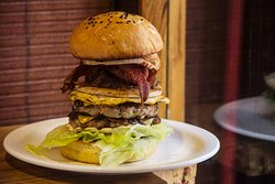 Jimis Burger