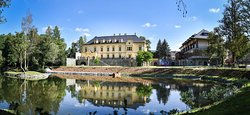 Chateau resort Sobotin