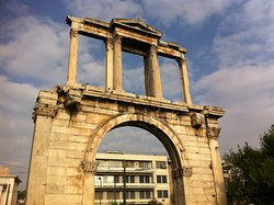 Meeting Point - Hadrian's Arch