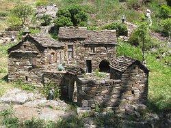 Le ron des fades village miniature