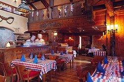 Restaurant-Bar Chesa Veglia