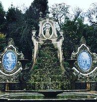 Parque de Santa Cruz - Jardim da Sereia
