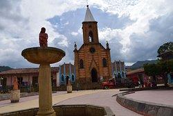 Plaza de Raquira