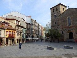 La Plaza. El Mercado de Avilés
