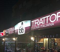 Ciao Toto trattoria & pizzeria tenerife