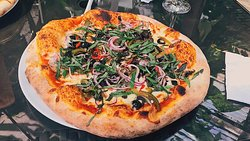 Giardino pizza.