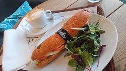 Budapest - Amber's French Bakery & Café