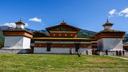 Jambay Lhakhang Temple
