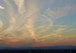 Mt Fuji & Sunset1