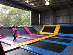 Bounce Inc Trampoline Park Blackburn North