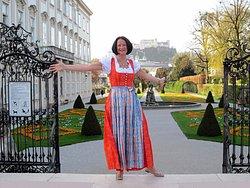 Trudy Rollo - Salzburg Tour Guide