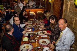 Belgian Embassy Xmas lunch