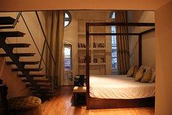 Apt 1B bedroom