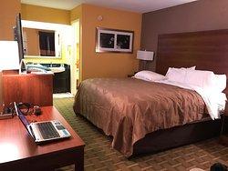 Quality Inn Welcome in Washington, GA!