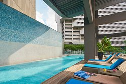 Pan Pacific Serviced Suites Orchard Singapore