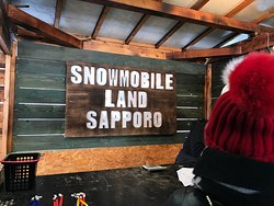 Wonder Land Sapporo (Snow Mobile Land)