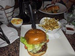 Bistro Bar food