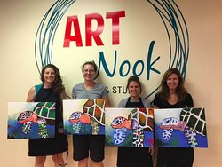 Art Nook School & Studio