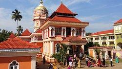 Shree Shantadurga Kunkalikarin Temple