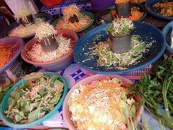 Tomohon Market