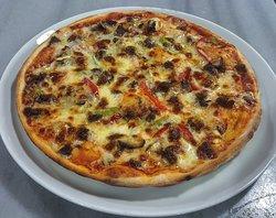 Cafe'de Pizza