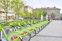 Free Bike Tours Budapest