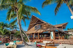 La Zebra Beach Restaurant and Bar