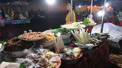 Gianyar Street Night Market